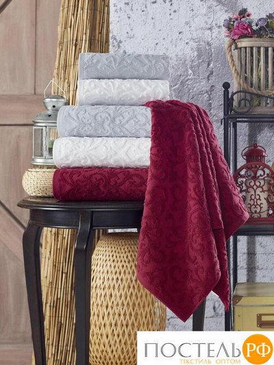 Текстиль для ванны-Огромный выбор. Полотенца. Халаты.Коврики — Наборы Банных Полотенец — Полотенца