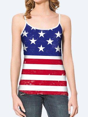 Майка Флаг Соединённых Штатов Америки