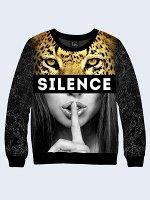 Свитшот Silence