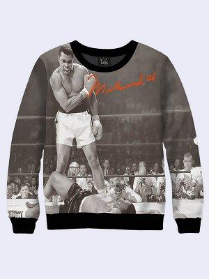 Свитшот Боксер Muhammad Ali