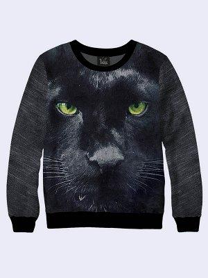 Свитшот Взгляд пантеры