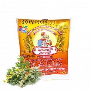 Пшенично-рисовая с полынью, расторопшей и пробиотиком