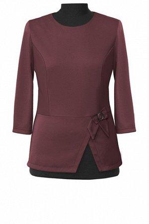 Блуза ННБ19/бордовый