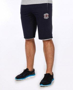 . Темно-синий; Синий; Черный; Светло-серый; Темно-серый;     Мужские шорты прекрасно подходят для активного отдыха, занятий спортом, удобны в повседневной носке.  Изготовлены из качественной импортно