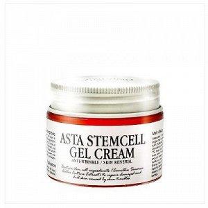 Антивозрастной крем - гель со стволовыми клетками шиповника Graymelin Astaxanthin Stem Sell Cream