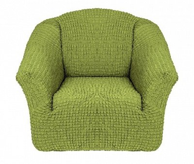 Чехлы для диванов - 41. Меняй интерьер легко! — Чехол на кресло без оборки — Чехлы для кресел