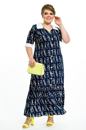 Платье-8361