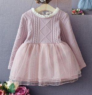 Платье как на фото ( На девочку плотного телосложения )