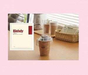 Кофе  AGF Бленди  Мока мол, фильтр-пакет 7 гр х 8