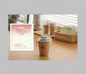AGF Кофе Бленди с пониж.кофеином мол.фильтр-пакет  7 гр х 1