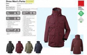 Куртка мужская  DREW USX PARKA