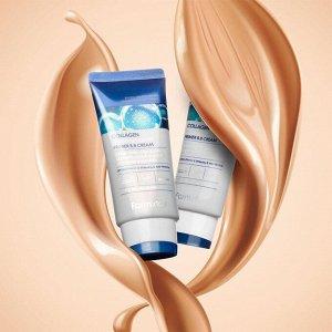 Farm Stay Collagen Water Full Moist Primer B.B, Cream - Увлажняющий анти-возрастной ВВ-праймер крем 50 гр