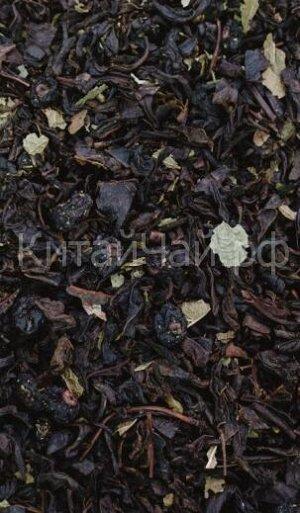 Чай черный - Черная смородина со сливками - 100 гр