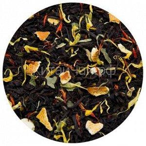Чай черный - Сладкий Цитрус - 100 гр