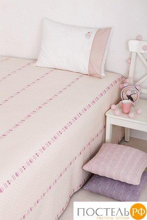 """Покрывало """"CUPCAKE"""" для подростков, р-р: 150х220см, цвет: розовый"""