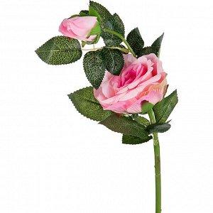 Искусственный цветок Роза (43 см)