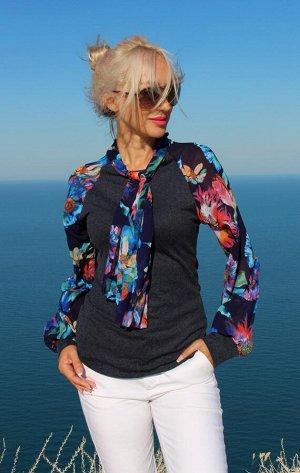 Женский трикотаж, блуза