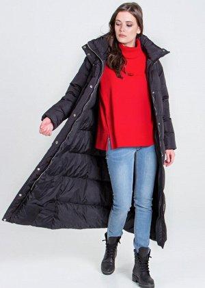 Пальто женское холлофайбер