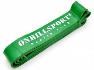 Латексная петля 2080 (45 мм) зеленая 19-56 кг