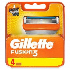 Касеты для бритья Gillette Fusion5