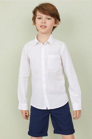 Рубашка белая НМ
