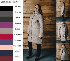 Пальто женское на кнопках
