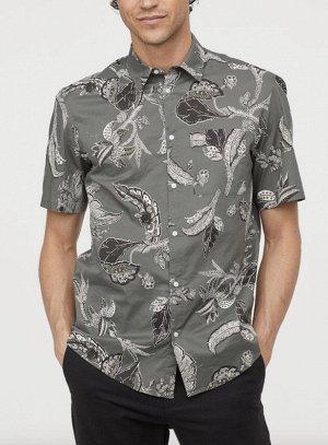 HM Рубашка мужская XL