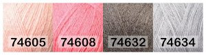 Пряжа HIMALAYA LANA LUX 800 Состав: 50% шерсть, 50% акрил; Минимальный заказ | Пряжа для вязания