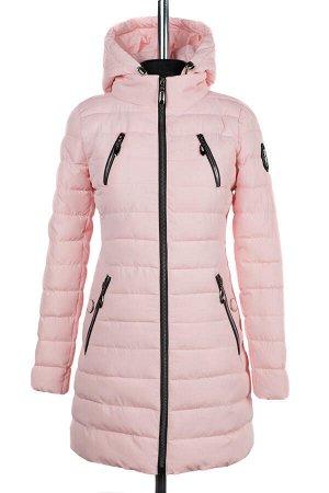 04-2145 Куртка демисезонная (Синтепон 100) Плащевка розовый