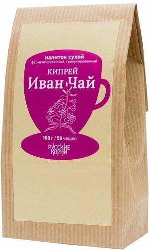 Ферментированный Кипрей Иван -Чай