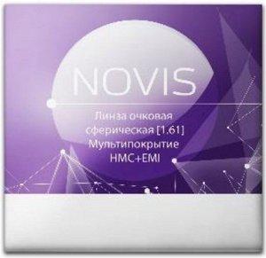 """Очковые линзы """"NOVIS"""" 1.61 HMC"""