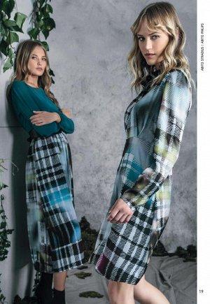 Платье слева Италия