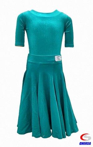 Рейтинговое платье, Цвет - Малиновый