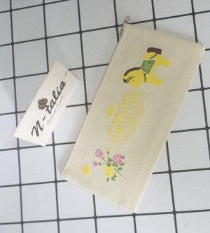 пенал ткань