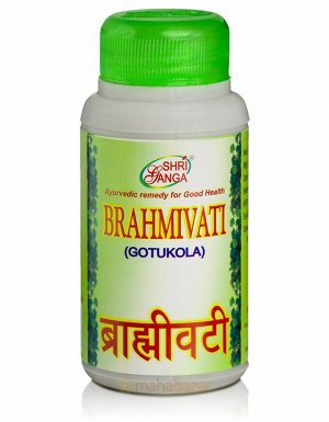 Brahmivati Tab / Шри Ганга Брахмивати 200таб.