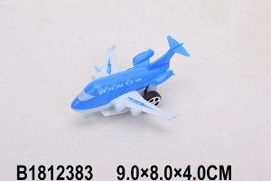 Самолет инерц. 520-3 в пак.