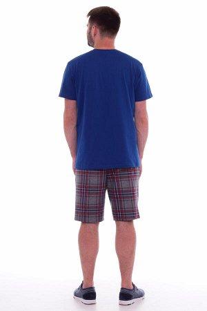 Костюм мужской 9-103б (синий)