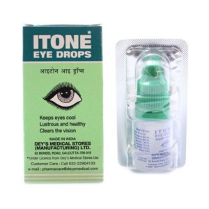 Itone Eye Drop / Айтон Глазные Капли 10мл.