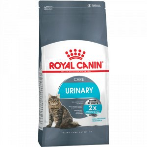 Royal Canin д/кош Urinary Care проф урологии 400гр (1/12)