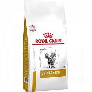 Royal Canin д/кош Vet Urinary S/O урология/мкб 7кг (1/1)