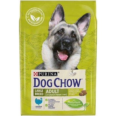 Все необходимое для любимых питомцев - очень много новинок! — Корма Happy Dog, DogChow для собак — Корма