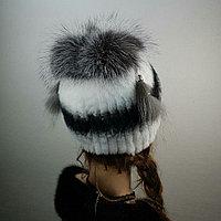 Очень красивая шапка из Рекса.