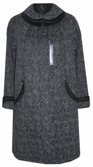 Женское зимнее пальто 109 Код: 109 жакард