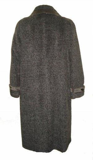 Зимнее пальто с отделкой Код: 102 капа