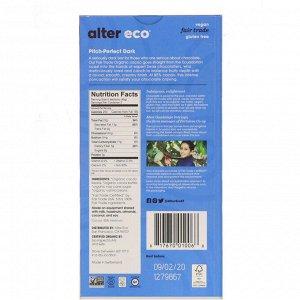 Alter Eco, Organic Chocolate Bar, Deep Dark Blackout, 85% Cocoa, 2.82 oz (80 g)