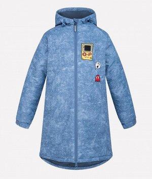 Пальто зимнее для девочки Crockid ВК 38041/1 ГР