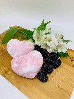"""Бомбочки для ванн """"Сердце. Лесные Ягоды"""""""