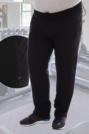 Брюки 3404 72% хлопок, 20 п/э, 8% лайкра Брюки мужские - классическая модель с карманами на декоративной кнопке и декоративной плащевкой  футер с лайкрой 2-х нитка Футер с лайкрой двухнитка — это фут