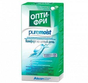 Р-р для контактных линз Опти-Фри Pure Moist, 120мл