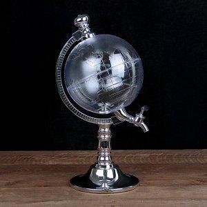 Башня пивная «Земной шар», 1,5 л, с воронкой